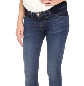 J Brand   Maternity boot cut jeans